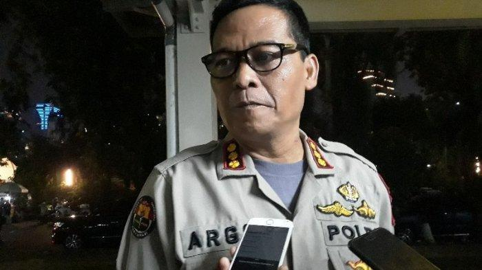 Polisi Temukan Benda Mencurigakan di Rumah Aspirasi TKN Jokowi-Maruf Amin Dalam Tas Ransel