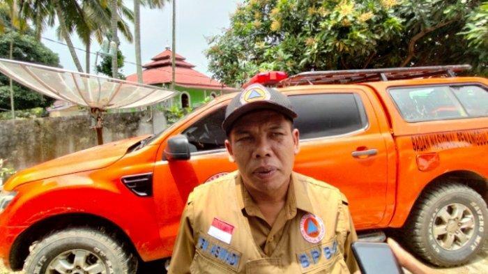 Hujan di Sarolangun Berpotensi Bencana Tinggi, BPBD Imbau Masyarakat yang akan ke Batang Asai