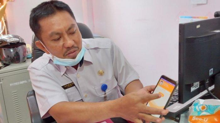Dukcapil Tebo Pastikan Blangko e-KTP Aman,Prioritaskan Warga yang Mendaftar Online
