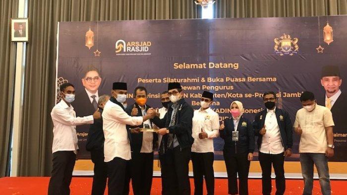 Kadin Provinsi Jambi Resmi Deklarasikan Dukungan Untuk Arsjad Rasjid Sebagai Caketum