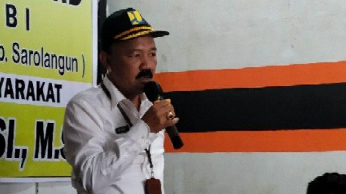 Kadis PUPR Provinsi Jambi Fauzi: Jalan Pelawan Batang Asai Masih Jadi PR