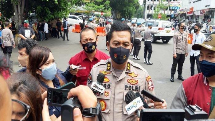 Jurnalis Dipukul dan Ditahan Saat Liput Unjuk Rasa Tolak UU Cipta Kerja, Ini Kata Mabes Polri