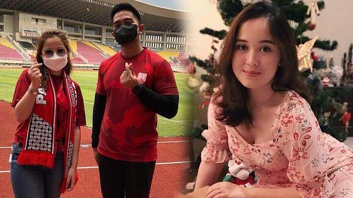 Si Cantik Michelle Kuhnle Dikabarkan Dekat dengan Kaesang Pangarep, Tak Sama Nadya Arifta Lagi?