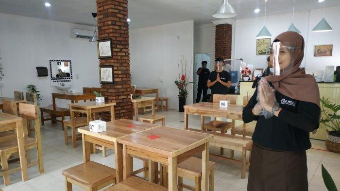 Nuansa Back To Nature, Jadikan Kafe Ke.ma.ri Jambi Tempat Nongkrong Yang Cozy
