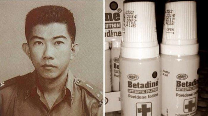 Rahasia Masa Lalu Pemilik Perusahaan 'Betadine' di Indonesia, Ternyata Jebolan Kopassus