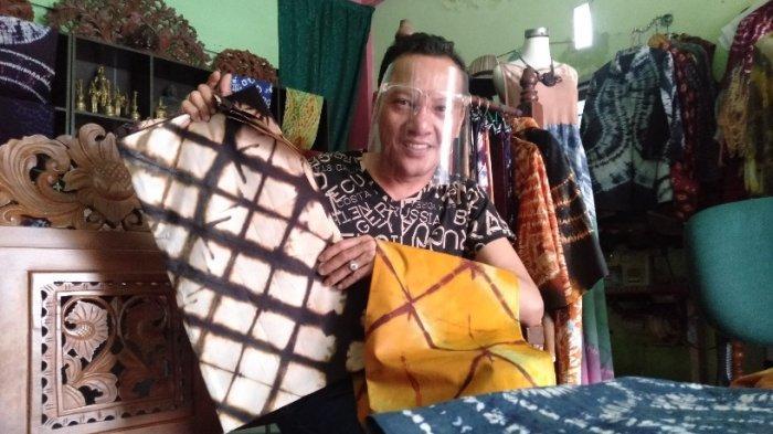 Belum Membumi di Daerah Sendiri, Kain Jerumat Asal Jambi Malah Sudah Mulai Dilirik Menteri
