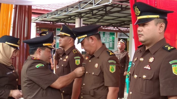 Hariyanto Ucapkan Terimakasih ke Kejagung, Sebut Pejabat Baru Masih Muda dan Energik