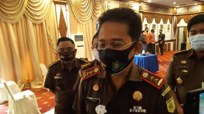 Tensi Sedang Naik, Kajati Jambi Batal Divaksin Covid-19