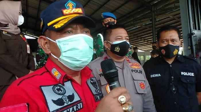 Kembali Terlibat Jaringan Narkoba, Kakanwil Kemenkumham Jambi Kirim 45 Napi ke Lapas Nusa Kambangan
