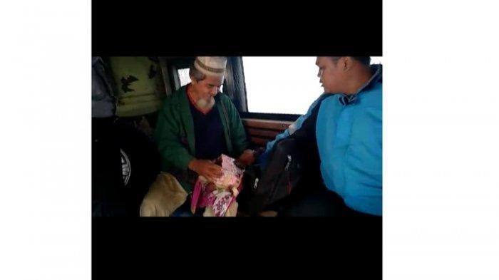 Kakek Muklis Pengemis Asal Sungai Penuh Tepergok Bawa Rp 194 Juta di Tas, Tertangkap di Jakarta