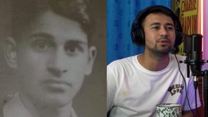 TERNYATA Kakek Raffi Ahmad Bukan Orang Sembarangan, Pengembara Tampan dari Pakistan