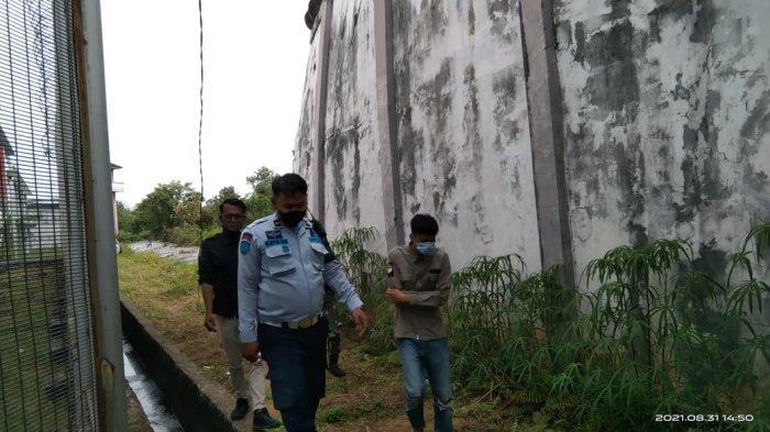 Pascatembok Rubuh, 50 Orang Warga Binaan Lapas Sarolangun Dipindahkan