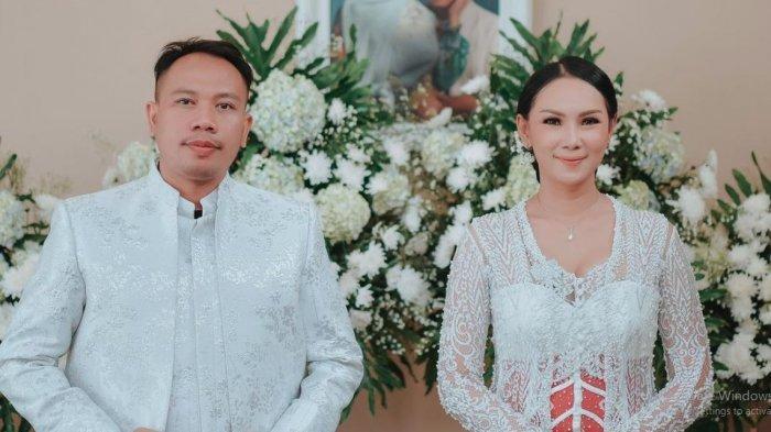 Vicky Prasetyo dan Kalina Ocktaranny resmi menikah