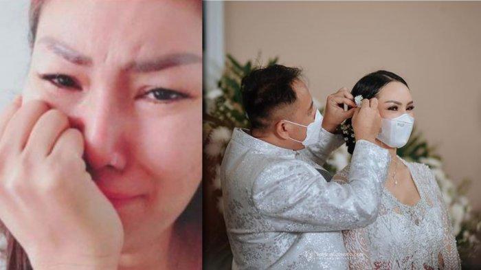 Sinyal Ayah Kalina Oktarani Tidak Restui Pernikahan Putrinya dengan Vicky Prasetyo
