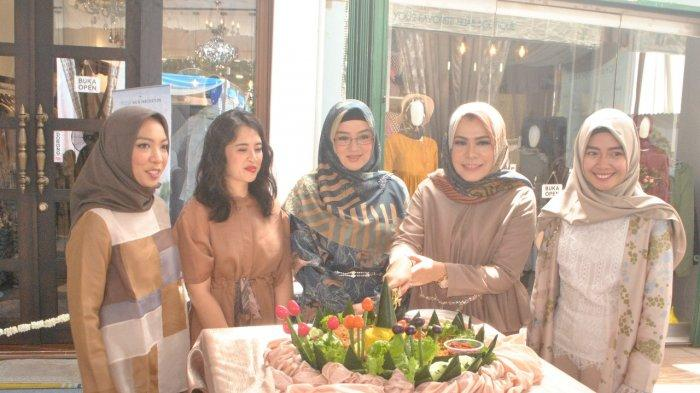 Grand Opening Kamiidea Store Jambi Butik Busana Muslimah Yang Trendi Dan Kekinian Tribun Jambi