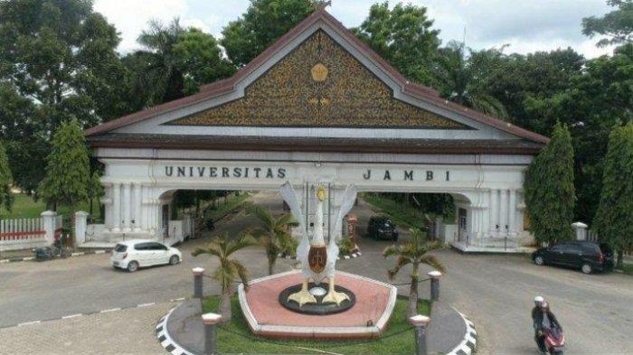 Daftar Lokasi Kampus Unja di 9 Kawasan, dan Daftar Lengkap Fakultas di Universitas Jambi