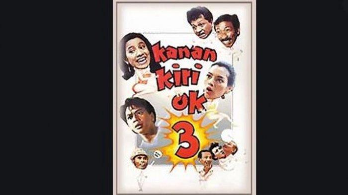 Daftar Film Komedi Doyok Kadir sejak 1985 s/d 2015 Khusus di Bioskop, Ingat Kanan Kiri Oke?