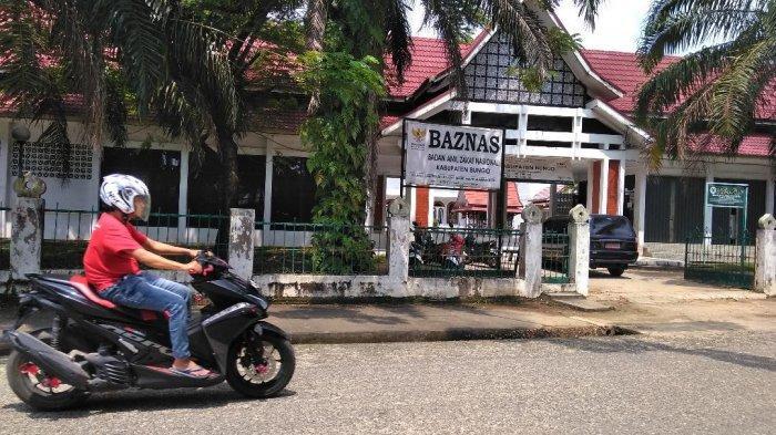 BAZNAS Bungo Salurkan Rp 2,8 M Dana Zakat