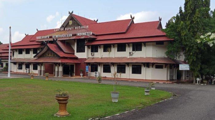 Kantor Bupati Merangin Sepi Dari Kehadiran Pejabat Diduga Sengaja ke Kota Jambi Sambut Gubernur Baru