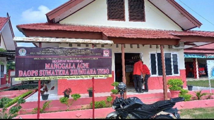 Sejak Januari 2021 Manggala Agni Tebo Sudah Pantau 49 Titik Hotspot di Wilayah Kerja Tebo-Bungo