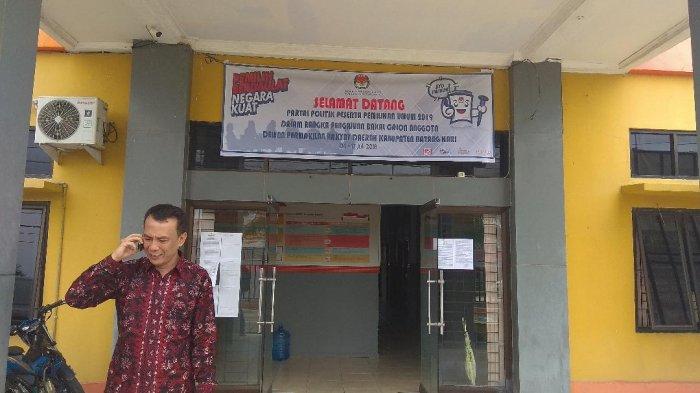 KPU Batanghari Beri Waktu 10 Hari untuk Parpol Perbaiki Berkas Bacaleg