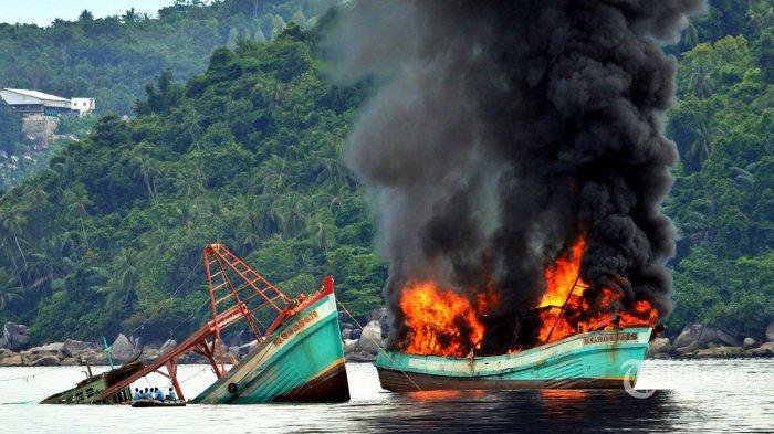 Penenggelaman Sino, Simbol Kemenangan Pemberantasan Pencurian Ikan