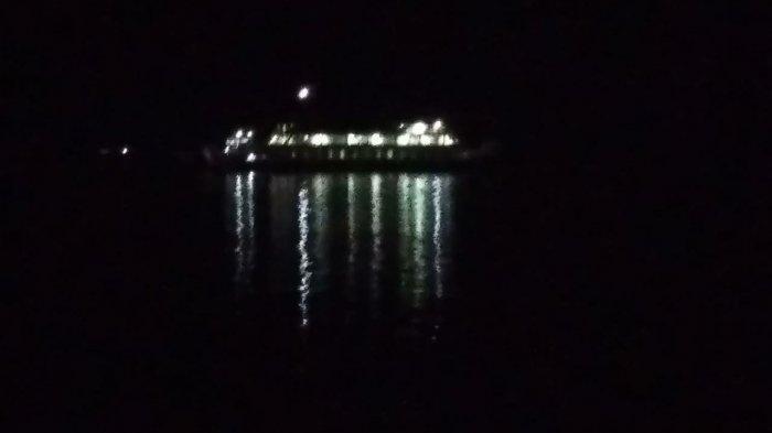 Ini Penjelasan Kadishub Soal Kapal Besar Pasang Jangkar di Dekat Pelabuhan Marina Kuala Tungkal