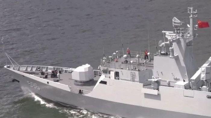 China Makin Menjadi-jadi, Keluarkan UU yang Bisa Menyulut Perang di Laut China Selatan