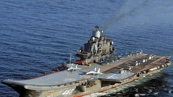 India Ingin Kembalikan Kapal Induk yang Dibeli ke Rusia