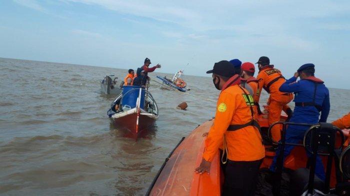 Pengakuan Nahkoda KM Hikmah Jaya Sebelum Tenggelam di Perairan Jambi