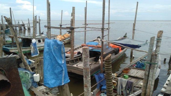 Nelayan Tanjabtim Beralih Berkebun, Ditambah Cuaca Ekstrem Jadi Faktor Produksi Ikan Segar Turun