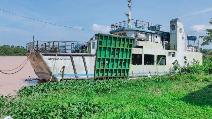 Kapal Roro Rangkayo Hitam 8 Tahun Mangkrak, akan Kembali ke Kementrian