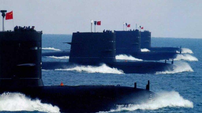 AS Bisa Panik Gegara China Unjuk Kapal Selam Nuklir dengan Rudal JL-3 yang Bisa Hancurkan Amerika