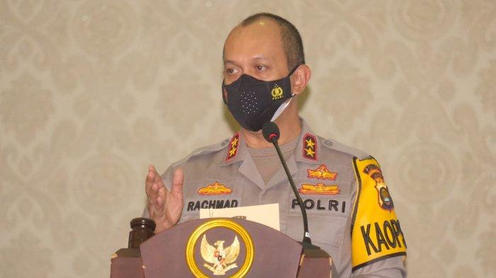 Irjen Pol A Rachmad Wibowo Buka  Musrenbang Polda Jambi, Beri Arahan Penting ke Jajaran