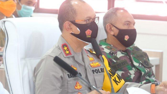 Resmi Berlakukan PPKM Mikro Kapolda Jambi Instruksikan Gelar Patroli dan Operasi Yustisi