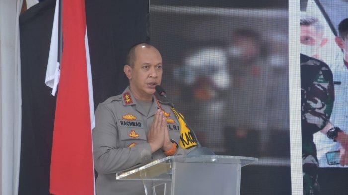 Kapolda Jambi Mutasi 324 Perwira dan Bintara di Polda dan Polres Jajaran