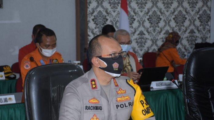 Kapolda Jambi Irjen Pol A Rachmad Wibowo, S.I.K