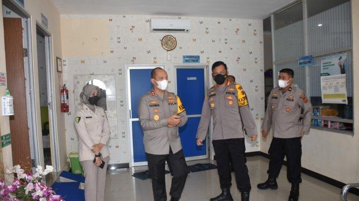 Kapolda Jambi Instruksikan Mengintensifkan Operasi Yustisi dan Gencarkan Penerapan 6 M dan 3 T