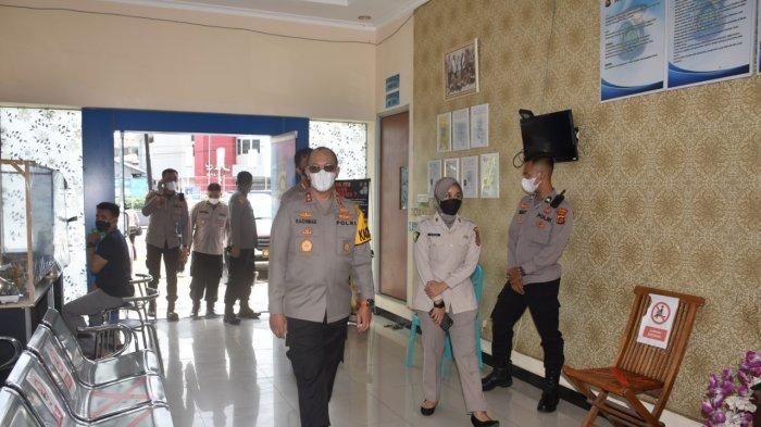 Kapolda Jambi Irjen Pol A Rachmad Wibowo mengintruksikan jajarannya untuk mengintensifkan operasi yustisi dan menggencarkan sosialisasi penerapan 6 M dan melaksanakan 3 T
