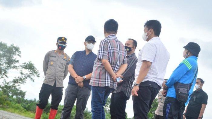 Persiapan Penanggulangan Karhutla, Kapolda Jambi Cek Operasional Sumur Bor BRG & Embung Air Muntialo