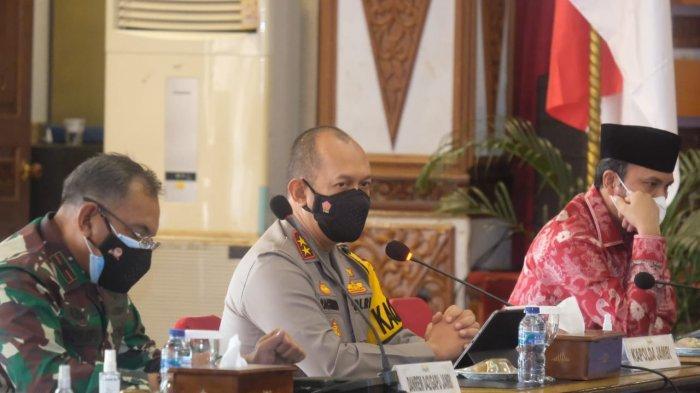 Kapolda Jambi Hadiri Rapat Pemantapan Pelaksanaan MTQ Tingkat Provinsi, Ini Yang Disampaikan