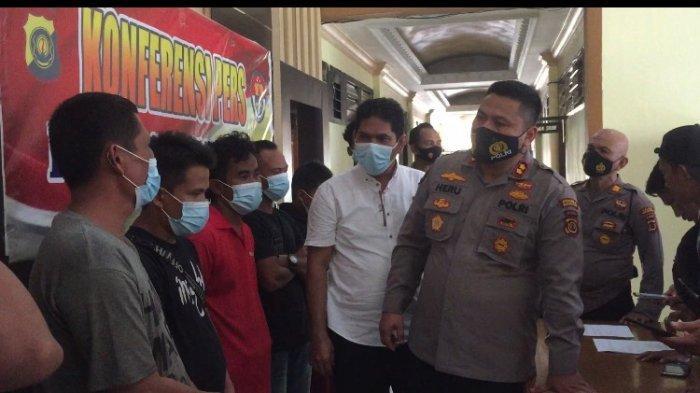 Pengakuan Pengangkut Minyak Ilegal di Batanghari, Ambil Sisa Minyak untuk Dibawa ke Sumsel