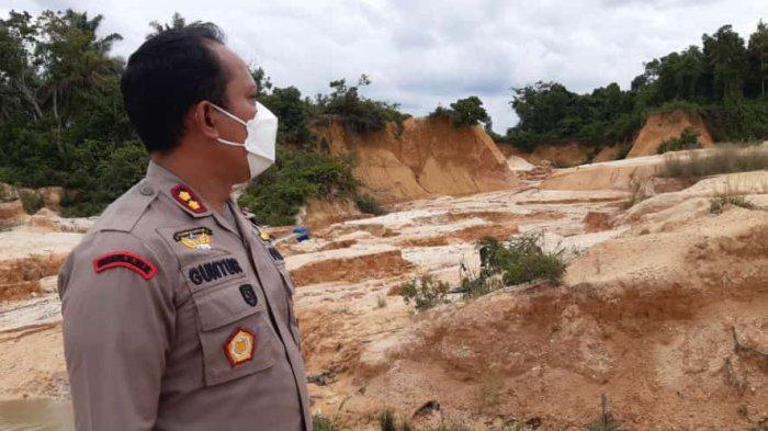 Aktivitas PETI di Bungo Menjamur, Kapolres Sebut Tidak Tebang Pilih dalam Penanganan