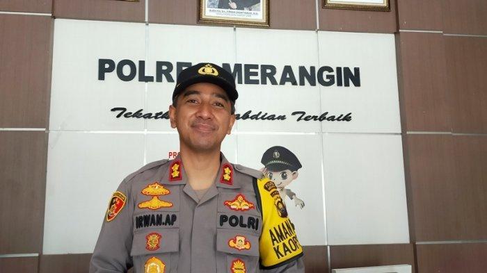 Pesta Narkoba di Kandang Ayam, 4 Warga Pulau Rengas Merangin diamankan Polisi
