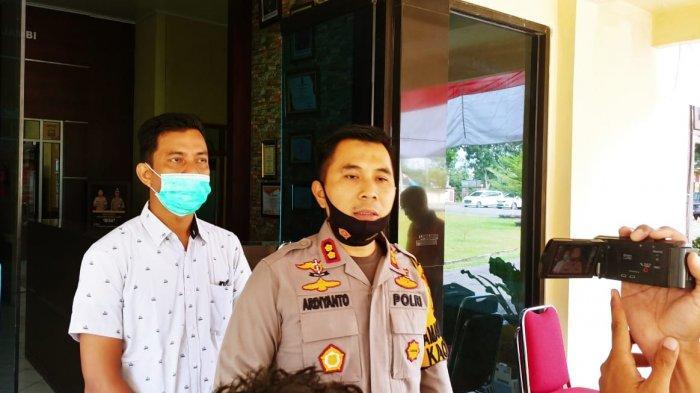 Kapolres Muarojambi AKBP Ardiyanto