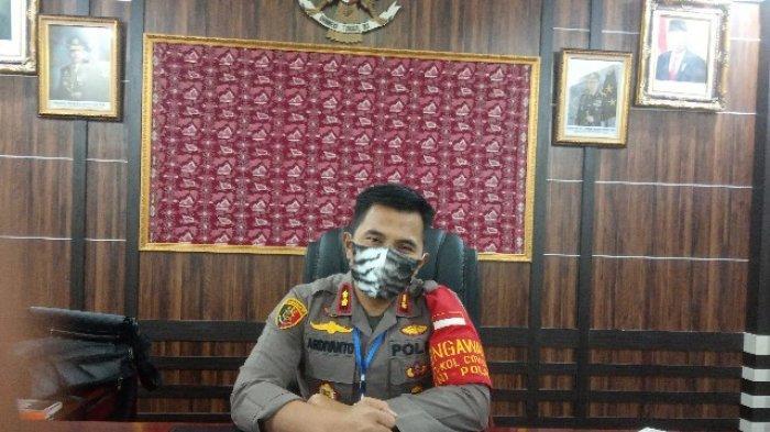 Bripka G, Oknum Polisi Polres Muarojambi Diamankan Sat Narkoba Polres Tanjabtimur Bawa 10 Paket sabu