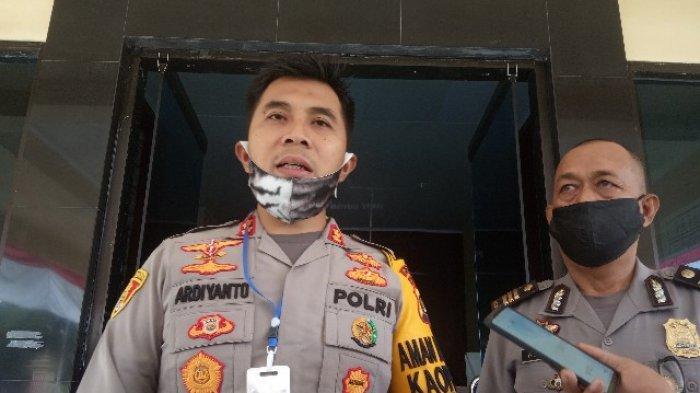 Kapolres Muarojambi, AKBP Ardiyanto