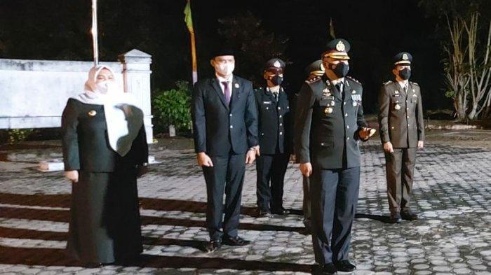 Penghormatan Pahlawan, Kapolres Muarojambi Laksanakan Upacara Renungan Suci di Makam Pahlawan