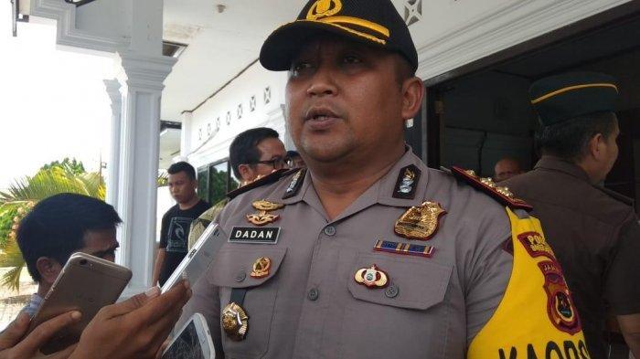 Dugaan Pelanggaran Kampanye Caleg DPR RI, Polres Sarolangun Kumpulkan Alat Bukti