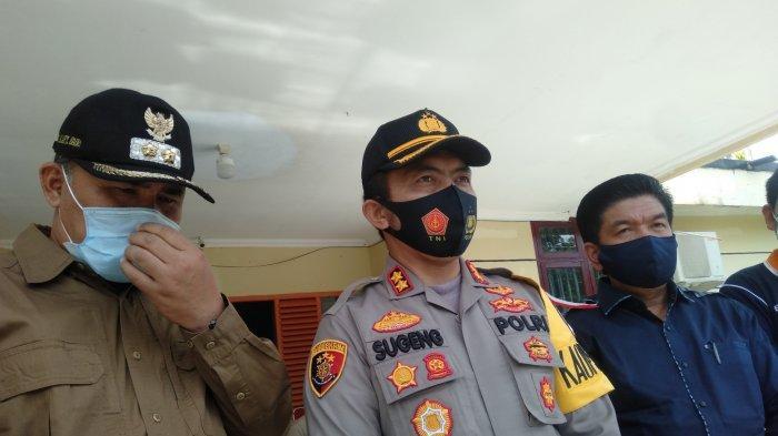 Belasan Polisi Dikerahkan Kawal Distribusi Logistik Pilkada ke Wilayah Terisolir di Sarolangun